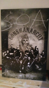 Cadre laminé Sons of Anarchy