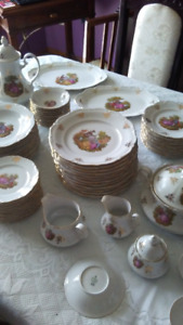WINTERLING BAVARIA CHINA 90 t PIECES NEW PRICE