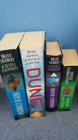 Brian Herbert books