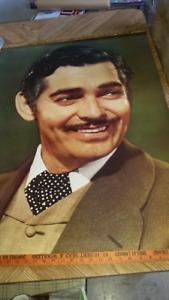 Clark Gable Poster For Sale