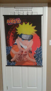 Anime Wall Scrolls/Fabric Posters