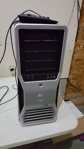 DELL PRECISION T7500 Xeon quad core CAD WORKSTATION