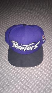 Toronto raptors collector's cap