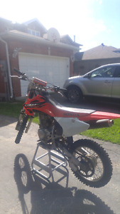 CRF 150F CLEAN MUST GO