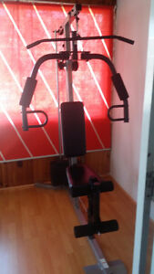 Weider 1200 home weights. In excellent condition. 150,- $