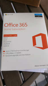 Office 365 home subscription