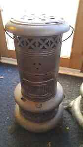 2 Antique Perfection Use Royalite oil heater. Canadian made Cornwall Ontario image 3