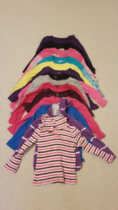 Large bag of girls size 5 fall/winter clothing