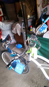 For sale lowrider trike