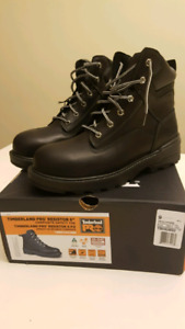 """Timberland Pro Resistor 6"""" Safety Boot"""