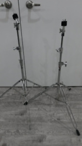 2 pieces CB cymbal stands