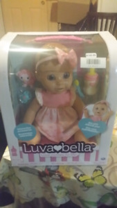 BRAND NEW LUVABELLA DOLL
