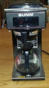 BUNN VP-17 SERIES COMMERCIAL COFFEE MAKER