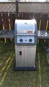 Coleman small space bbq