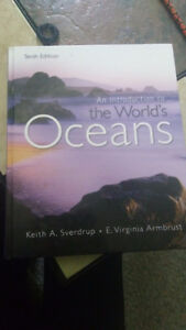 A introduction to the worlds oceans Keith a. Sverdrup