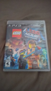 Lego Movie Video Game Sony PlayStation 3 PS3