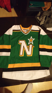 Minnesota North Stars hockey jersey