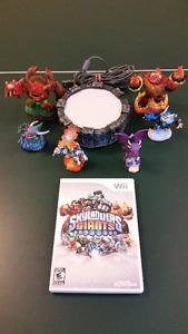 Skylanders Games & Just Dance 2014 Wii