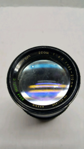 Selling off vintage camera lenses