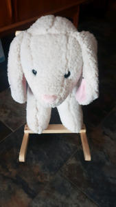 Lamb Musical Rocker