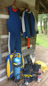 Deal of the summer - Complete Scuba Kit