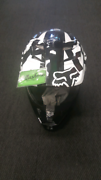 Fox V1 Motorcross Helmet (Small) - AD151533 Midland Swan Area Preview