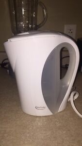 Brand new electric kettle $20