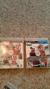 Playstation 3, two game lot