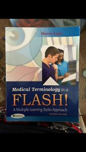 Medical terminology text book for lpn/psw's