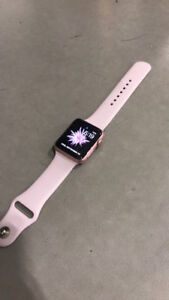Apple Watch 1, 42mm and accessories