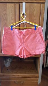 Womens shorts size 12 $4.00ea