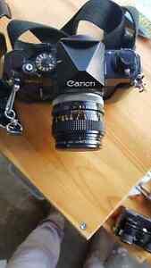 Canon f1     camera Cambridge Kitchener Area image 2
