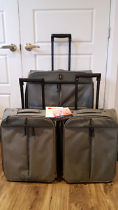 Delsey 3-Piece Luggage Set