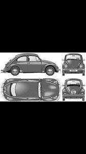 Looking for 1971-1972 Volkswagen Beetle