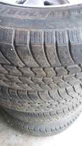 All season tires and rims p215/70r15 Cambridge Kitchener Area image 9
