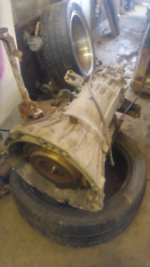 2003 Infinity G35 auto transmission and torque converter