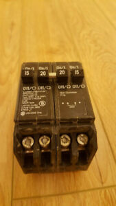 Eaton Cutler-Hammer used breakers for sale! - CSA Approved
