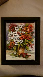 Tableau (peinture à l'huile)
