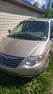 REDUCED 2007 Town and Country US imported