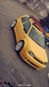 2003 Volkswagen GTI Coupe (2 door)