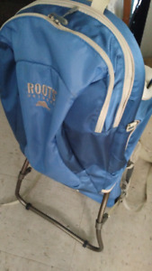 Roots original, baby/child hiking carrier