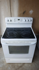 Kenmore glass-top stove (can deliver)