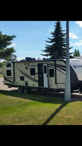 2015 Solaire 267BHSK Eclipes
