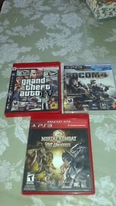 3 ps3 games for sale