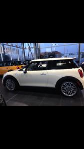 REPRISE DE LOCATION MINI COOPER S 2015