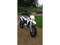 Yamaha XT125 125 Motorcycle PX Swap UK Delivery