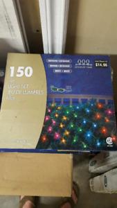 4 Net lights set