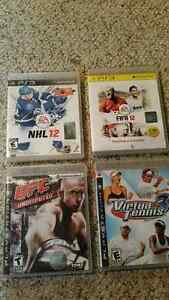 Playstation 3 Games 4 game lot
