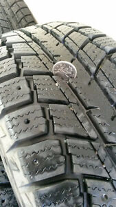 Winter Tires For Sale-$450 OBO-Excellent Condition Kitchener / Waterloo Kitchener Area image 6