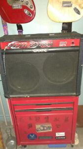 Crate amp fxt 120 watts.